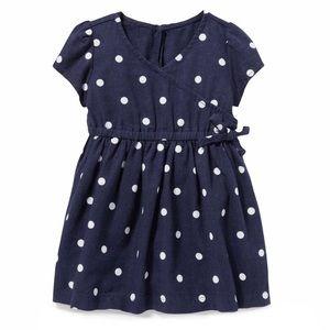 3/$25 Old Navy Polka Dot Dress